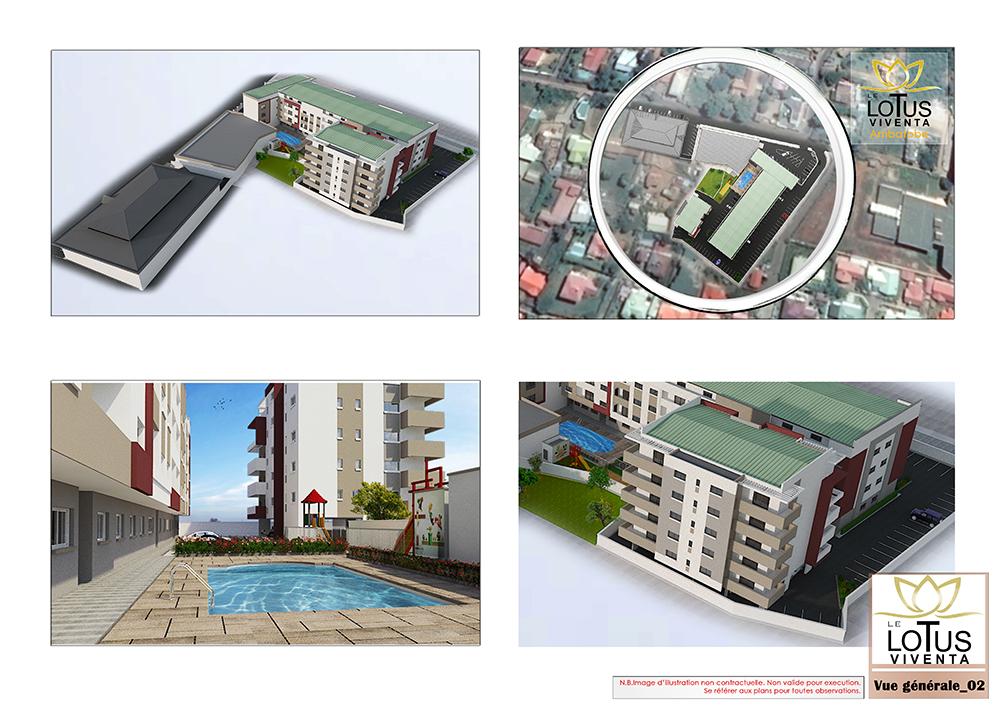immeuble habitation viventa