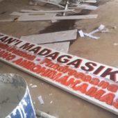 Rénovation à l'EPP Antsapandrano